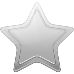 File Star Silver Icon Png Primus Database