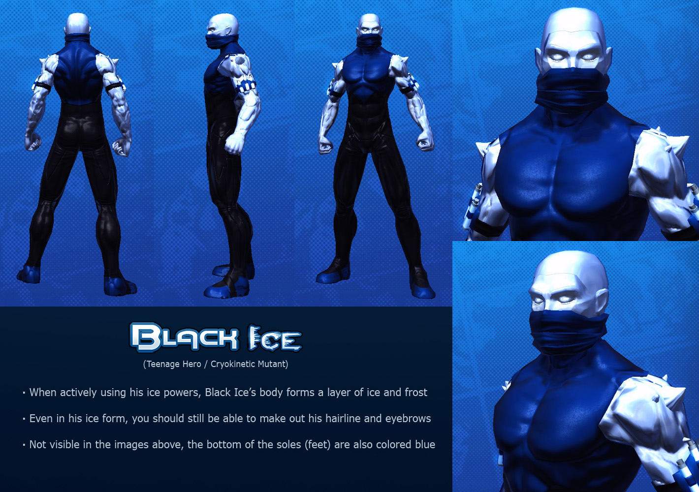File:Black Ice character reference sheet.jpg - PRIMUS Database