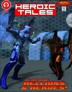 ISSUE 7 - HELLIONS & HEROES!