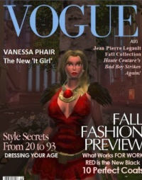 Cover of Vogue
